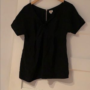 Wilfred front knot top